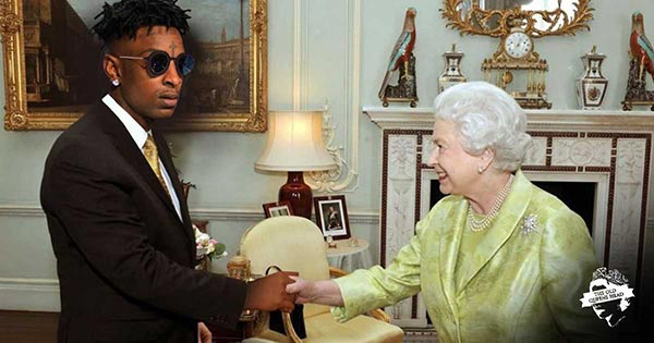 21 Savage: Welcome Home Party at The Old Queen