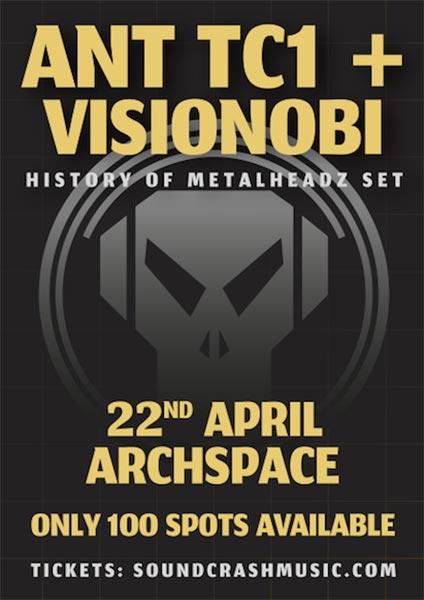 Ant TC1 + Visionobi -