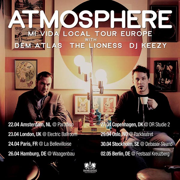 Atmosphere at Electric Ballroom on Tue 23rd April 2019 Flyer
