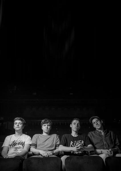 BADBADNOTGOOD at The Forum on Wednesday 31st May 2017 Flyer
