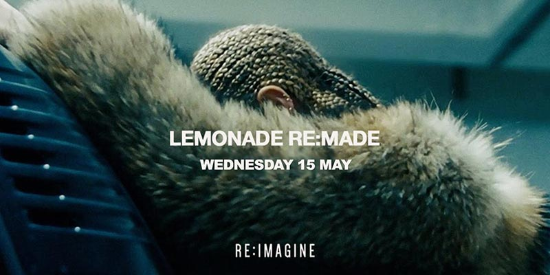 Lemonade Re:made at XOYO on Wed 15th May 2019 Flyer