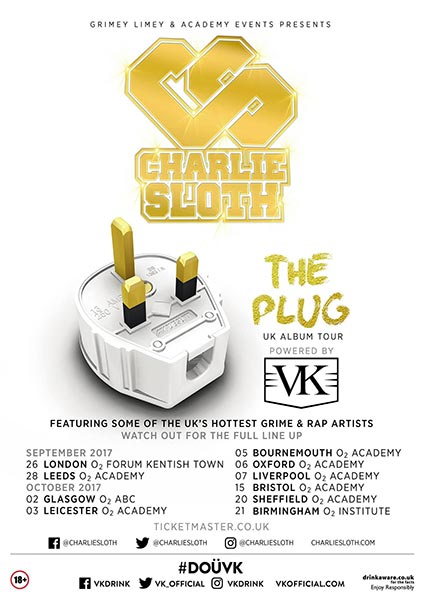 Charlie Sloth @ The Forum : Ah Sh!t