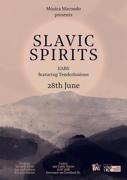 EABS at Unit 31 on Fri 28th June 2019 Flyer