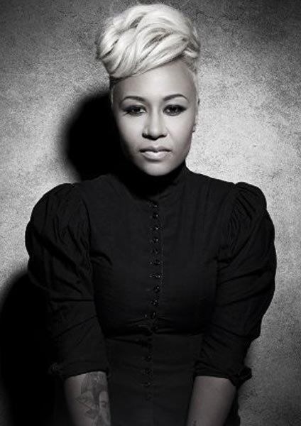 Emeli Sandé at The o2 on Wed 18th October 2017 Flyer