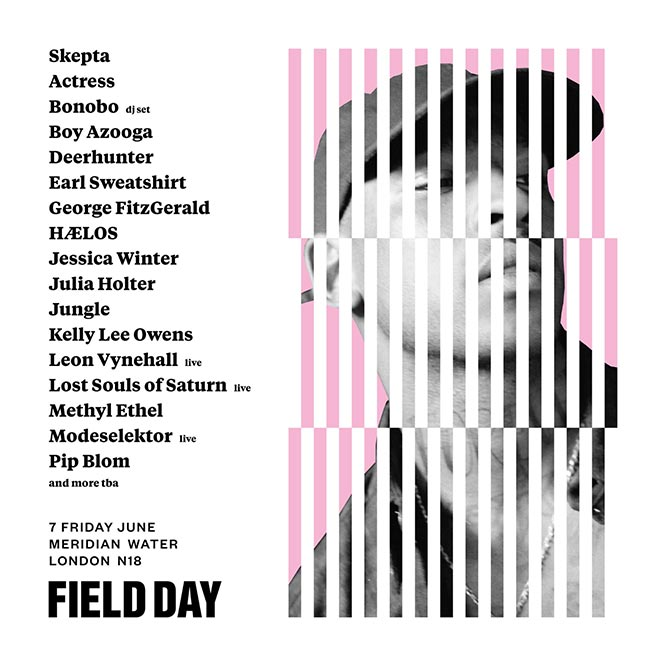 Field Day Friday at Meridian Water on Friday 7th June 2019 Flyer