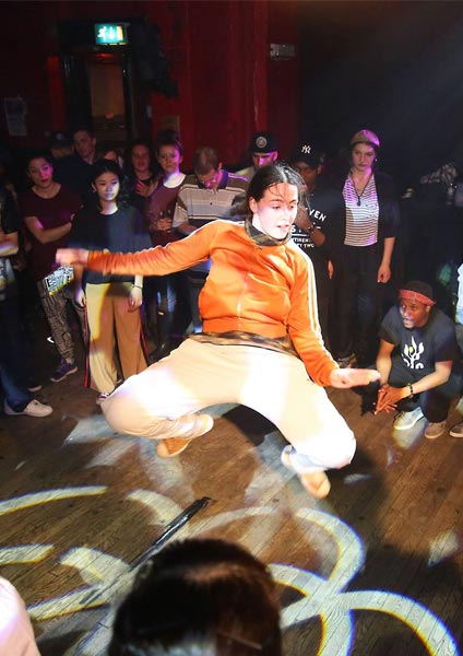 Floor Rippers Element Jam at Hootananny on Wed 19th September 2018 Flyer