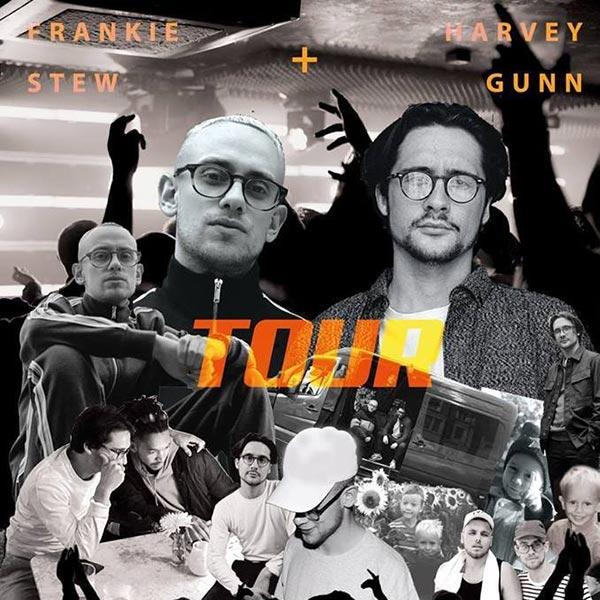 Frankie Stew & Harvey Gunn at Village Underground on Mon 1st April 2019 Flyer