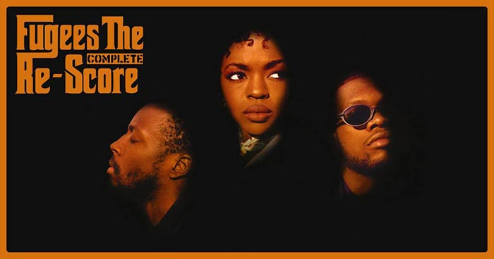 Fugees: The Complete Re-Score at Jazz Cafe on Thu 18th January 2018 Flyer