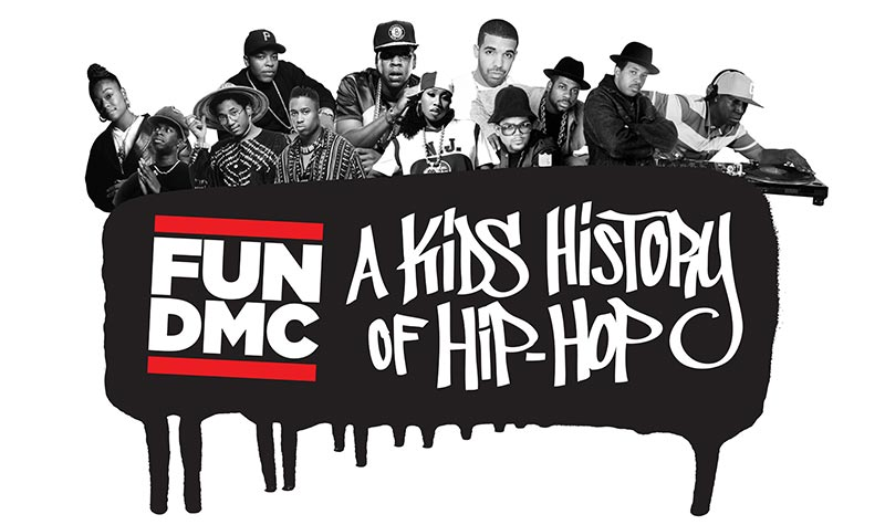 FUN DMC's Kid's History of Hip-Hop at Hoxton Square Bar & Kitchen on Sun 30th September 2018 Flyer