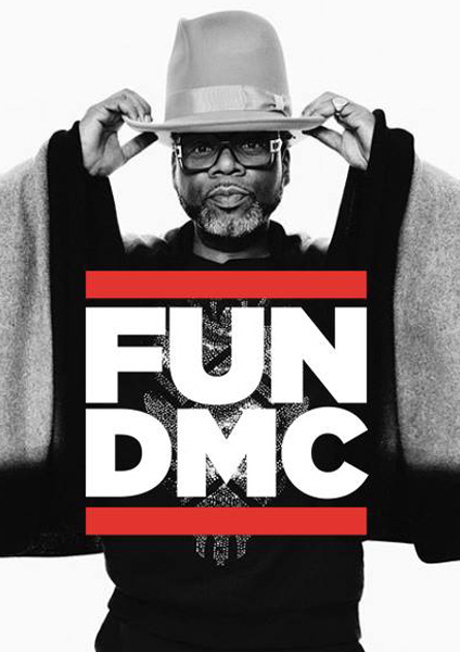 FUN DMC at Hoxton Square Bar & Kitchen on Sun 16th December 2018 Flyer