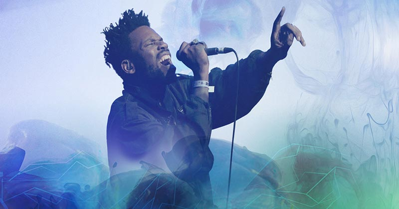 GAIKA at The Roundhouse on Tue 29th October 2019 Flyer