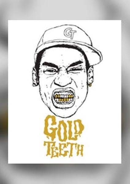 Gold Teeth at Brixton Jamm on Fri 23rd February 2018 Flyer