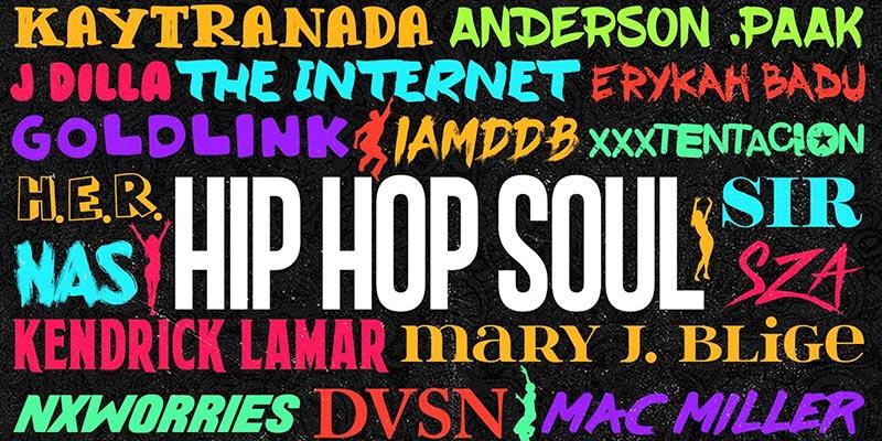 Hip Hop SOUL at Junction House on Sat 15th June 2019 Flyer
