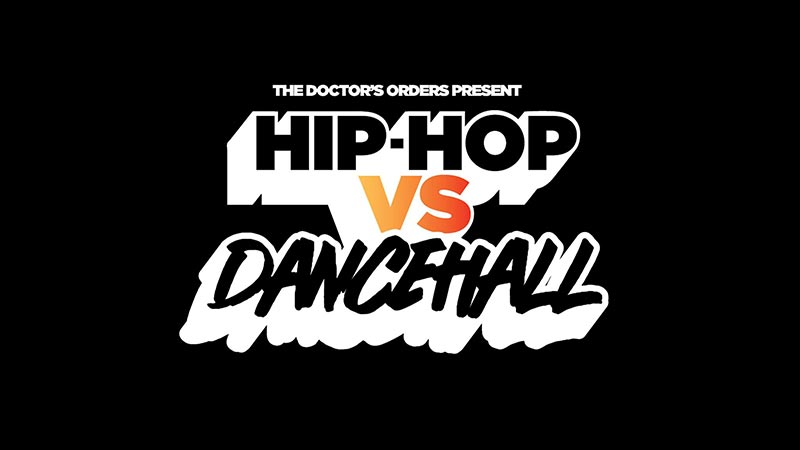 Hip-Hop vs Dancehall at Trapeze on Fri 8th November 2019 Flyer