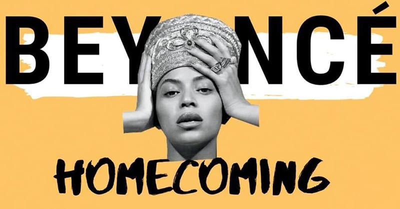 Homecoming - A Beyoncé Party at Concrete on Fri 17th May 2019 Flyer
