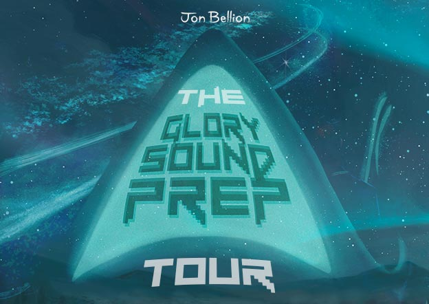 Jon Bellion at The Roundhouse on Fri 4th October 2019 Flyer