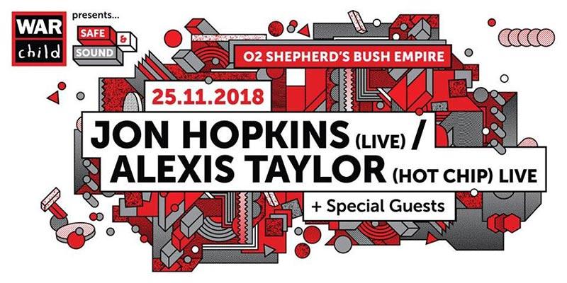 Jon Hopkins at Shepherd