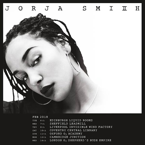 Jorja Smith at Shepherd