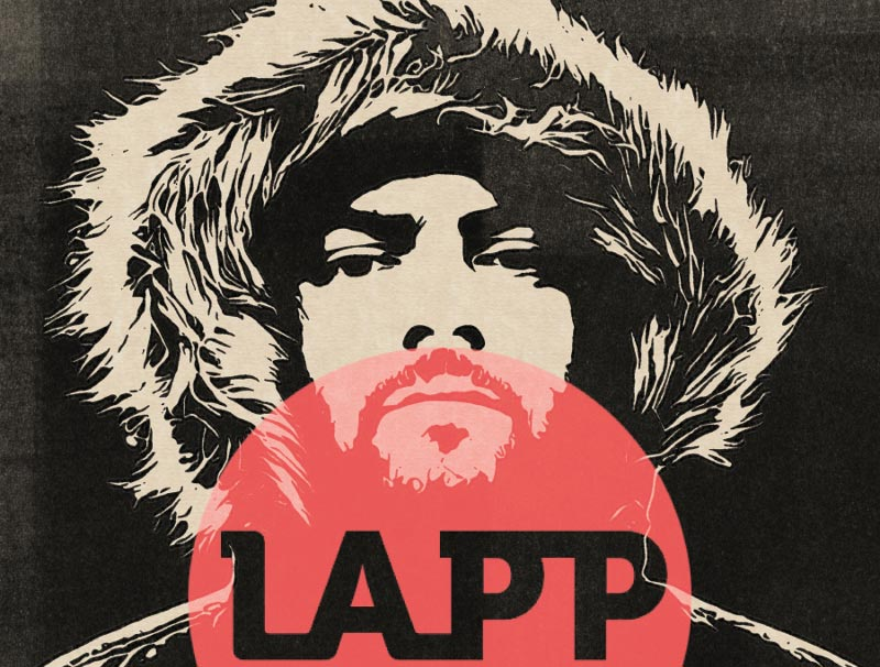 Lapp at The Lexington on Tue 5th November 2019 Flyer