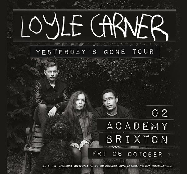 Loyle Carner at Brixton Academy on Fri 6th October 2017 Flyer
