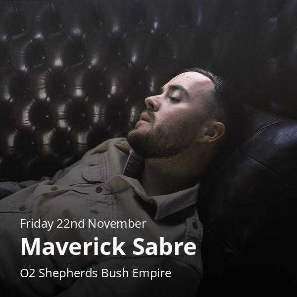 Maverick Sabre at Shepherd