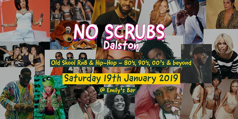No Scrubs at Emily