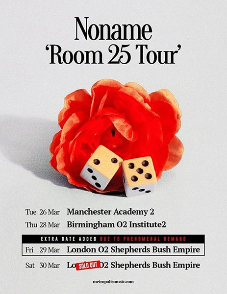 at Shepherd's Bush Empire on Friday 29th March 2019 Flyer