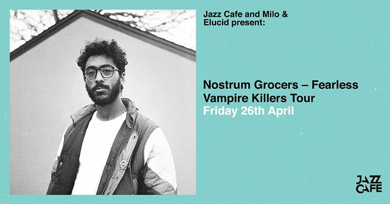 Milo at Jazz Cafe on Fri 26th April 2019 Flyer
