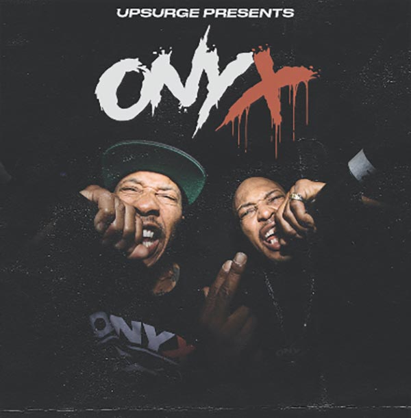 Onyx at New Cross Inn on Sat 6th July 2019 Flyer