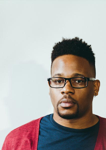 Open Mike Eagle at Jazz Cafe on Wed 14th March 2018 Flyer
