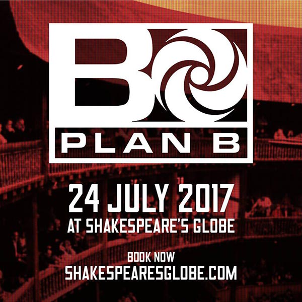 Plan B at Shakespeare