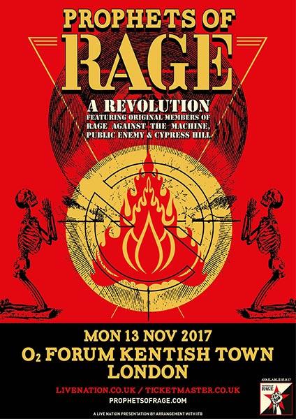 Prophets of Rage @ The Forum : Ah Sh!t