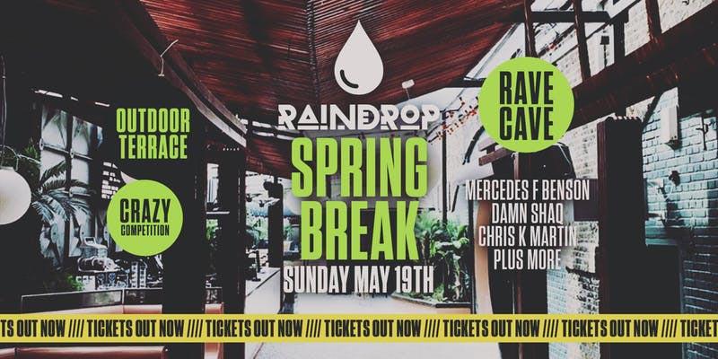 Raindrop Mini Fest  at Night Tales on Sun 19th May 2019 Flyer