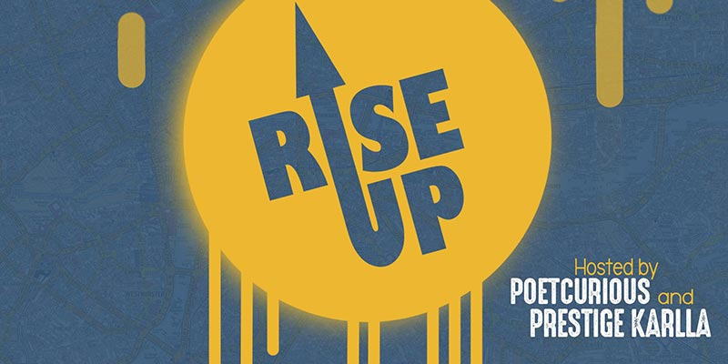 Rise Up at Drink, Shop & Do on Thu 17th January 2019 Flyer