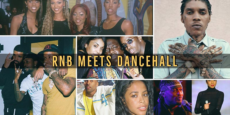 RnB Meets Dancehall at The Macbeth on Sat 18th May 2019 Flyer