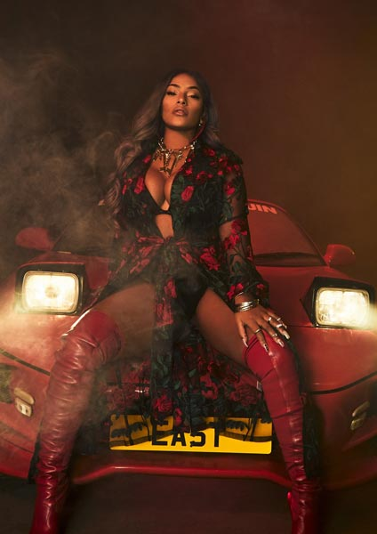 Stefflon Don at Hammersmith Apollo on Thu 29th November 2018 Flyer