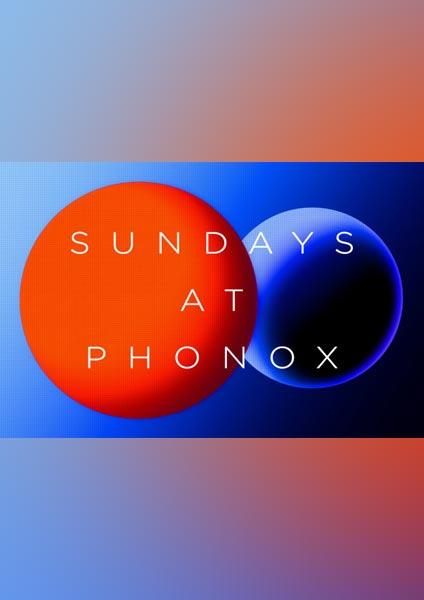 Sundays at Phonox: Gilles Peterson at Phonox on Sun 19th November 2017 Flyer