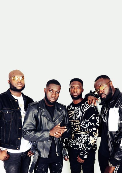 The Compozers at Islington Academy on Fri 8th March 2019 Flyer