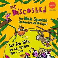 Disco Shed at Islington Assembly Hall on Saturday 18th February 2017 Flyer