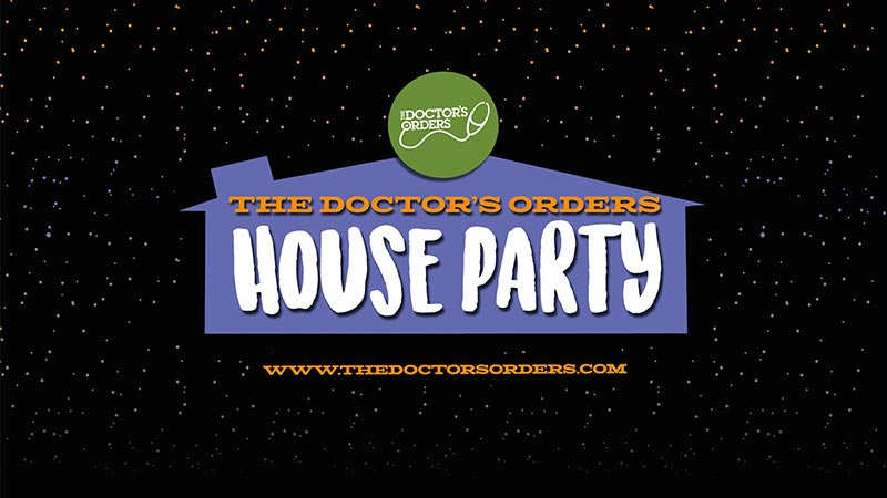 TDO House Party at Paradise by way of Kensal Green on Fri 11th October 2019 Flyer