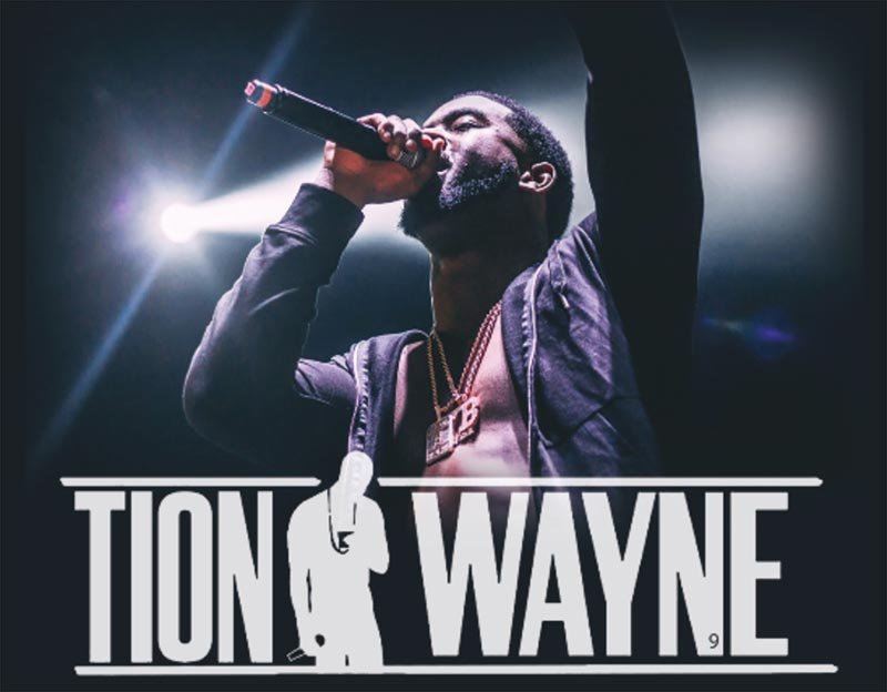 Tion Wayne at KOKO on Fri 21st December 2018 Flyer