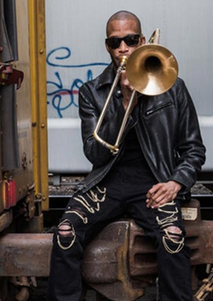 Trombone Shorty at The Forum on Saturday 16th March 2019 Flyer