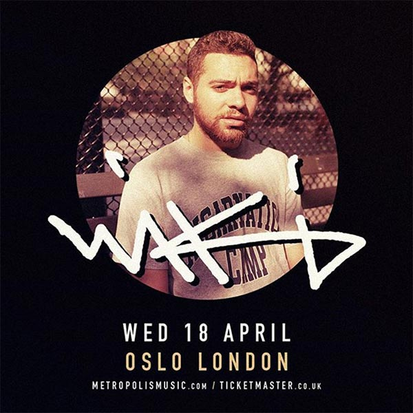 Wiki at Oslo Hackney on Wed 18th April 2018 Flyer