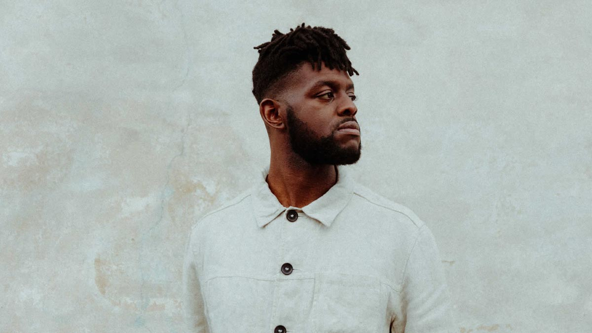 Ashley Henry at Rich Mix on Friday 18th May 2018
