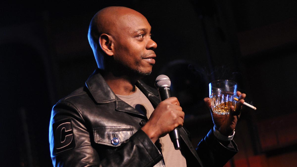 Dave Chappelle at Electric Brixton on Friday 9th September 2016