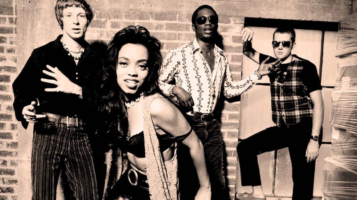 Brand New Heavies at Student Central on Sunday 17th December 2017