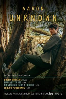 Aaron Unknown at PowerHaus on Friday 24th September 2021
