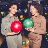 Afrobowl at Bloomsbury Bowl on Friday 20th March 2020