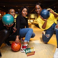Afrobowl at Bloomsbury Bowl on Friday 17th April 2020