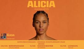 Alicia Keys at The o2 on Monday 13th June 2022